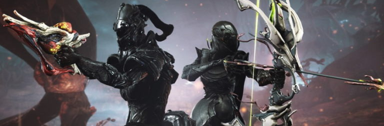 Warframe adds new levels, weapons, enemies, and more in the Deimos: Arcana update on PC