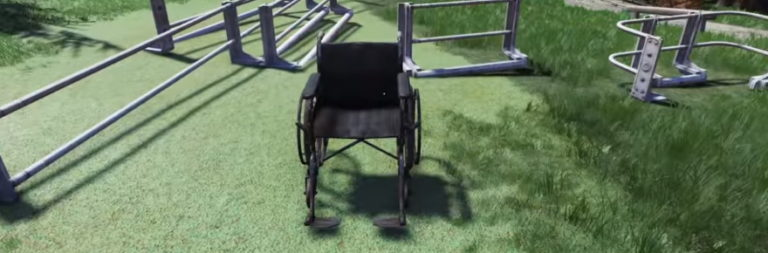 Fallout 76 adds CAMP wheelchairs following a disabled player's petition