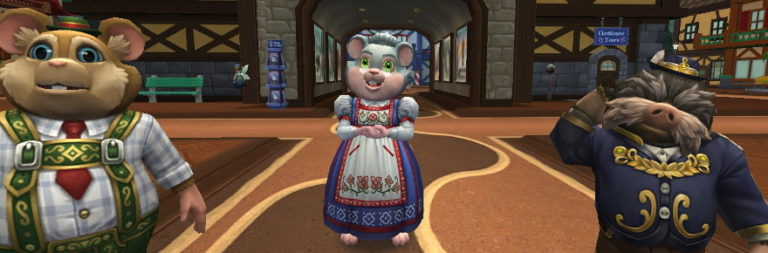 Wizard101 opens the world of Karamelle and a new story arc in its latest update