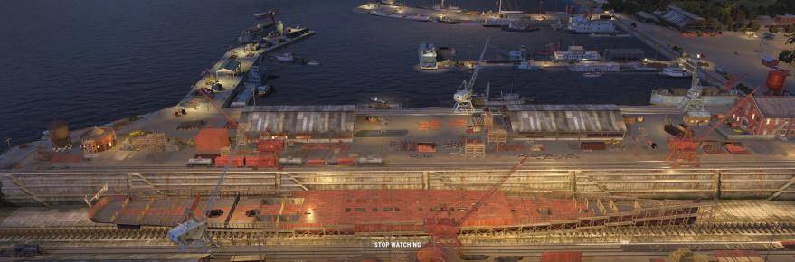WoWs dockyard
