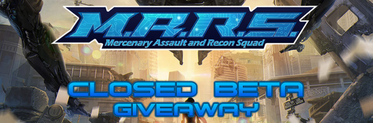 Grab a MARS closed beta key from Subgames and MOP and get your mech on