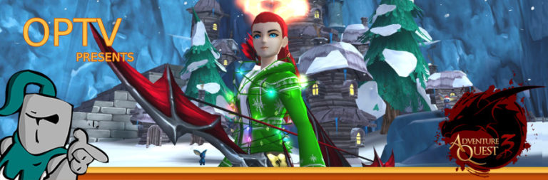The Stream Team: A flurry of fun for AQ3D's Frostval