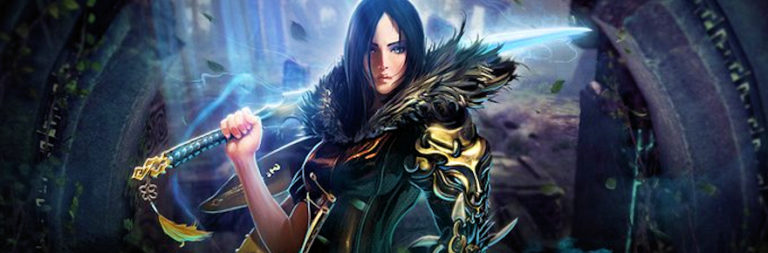 Blade & Soul kicks off its anniversary event with today's patch