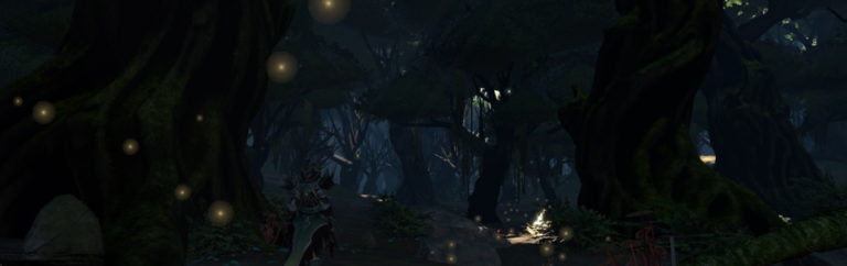 Camelot Unchained talks up development of new Verdant Forest biome and RvR map