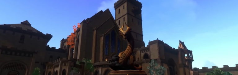 Crowfall's December ACE Q&A talks up active skills, shows off a new castle, and confirms some VIP benefits