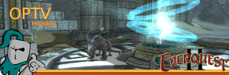 The Stream Team: EverQuest II's Ruins of Ssraeshza