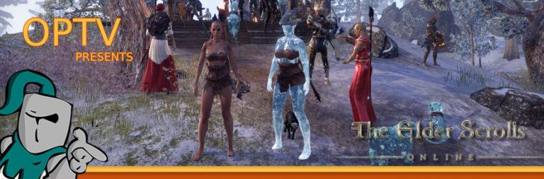 The Stream Team: Celebrating Winter Solstice in Elder Scrolls Online's New Life Festival
