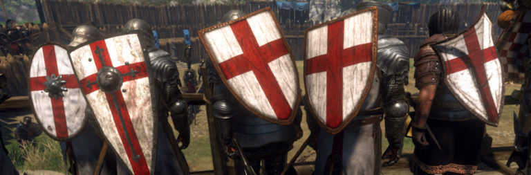 Indie MMO Gloria Victis has just rolled its way into beta