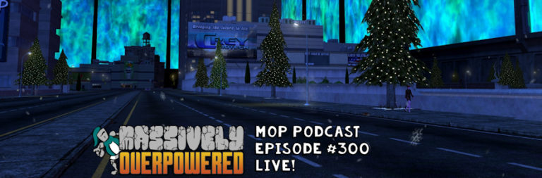 MassivelyOP Podcast Episode #300: Live on Twitch!