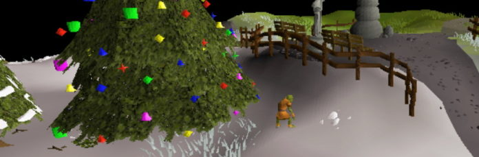 Osrs Christmas Quest 2021 Runescape Unleashes Raksha The Shadow Colossus Of Orthen Osrs Unleashes Christmas Massively Overpowered