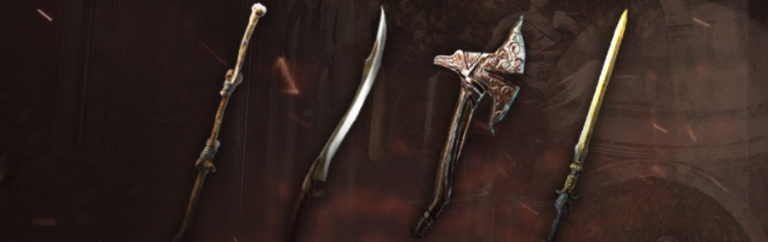Path of Exile provides an advance look at starter gear for the Endless Delve event