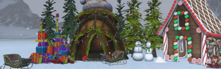 Trove, ArcheAge, Defiance, and RIFT start handing out digital advent calendars for the holidays