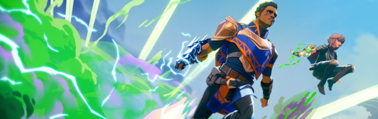Spellbreak is tying lore to gameplay and arriving to Steam with the Spellstorm update December 15