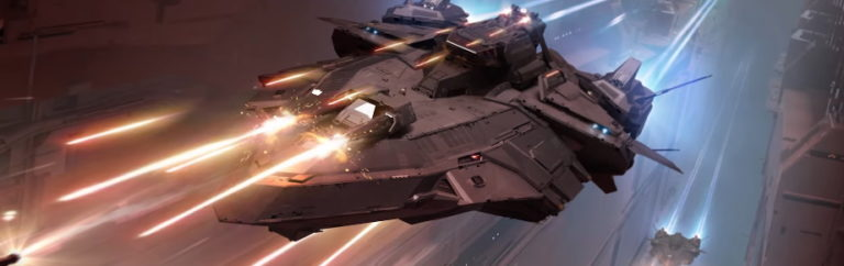 Inside Star Citizen discusses the Perseus gunship and a multitool tractor beam