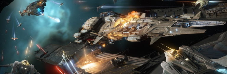 Star Citizen is set to begin its first server-wide dynamic event this week