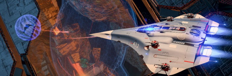 Star Conflict introduces stage one of its Faction Wars content in latest update