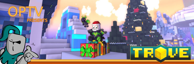 The Stream Team: Dungeons and delves for Trove's Snowfest