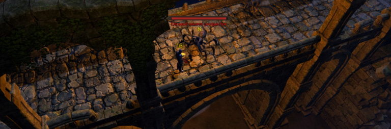 Wild Terra 2's latest update adds a new dungeon, new territory buildings, and snow