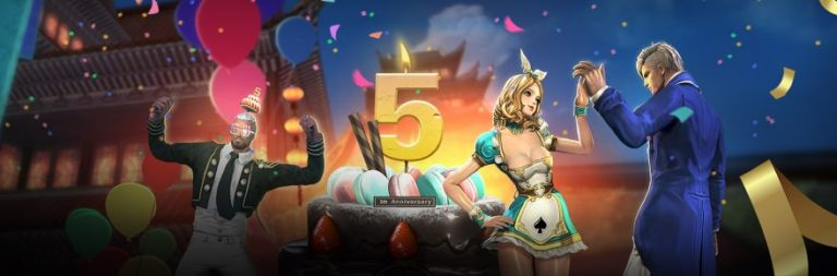 Blade & Soul prepares to celebrate five years of operation
