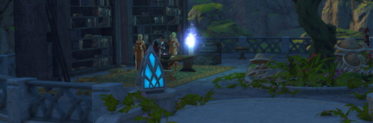 Neverwinter will let players hop in to first new Sharandar zone without an item level requirement for two weeks