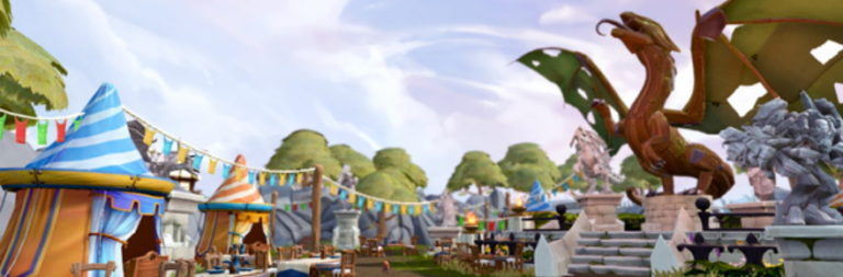 RuneScape has a Celebration of Combat with various combat buffs as part of its Grand Party