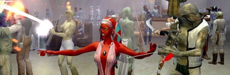 Let's celebrate the history of the dance emote from EverQuest to Fortnite